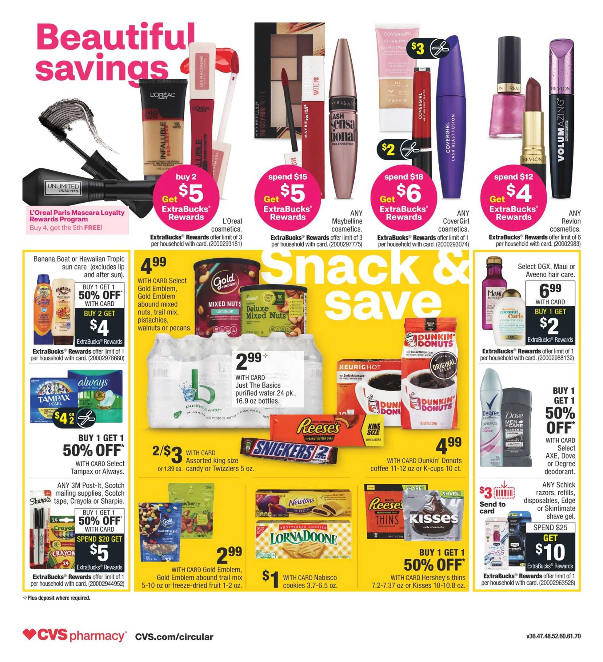CVS - deals are valid from 07/12/20 to 07/18/20 - page 2.