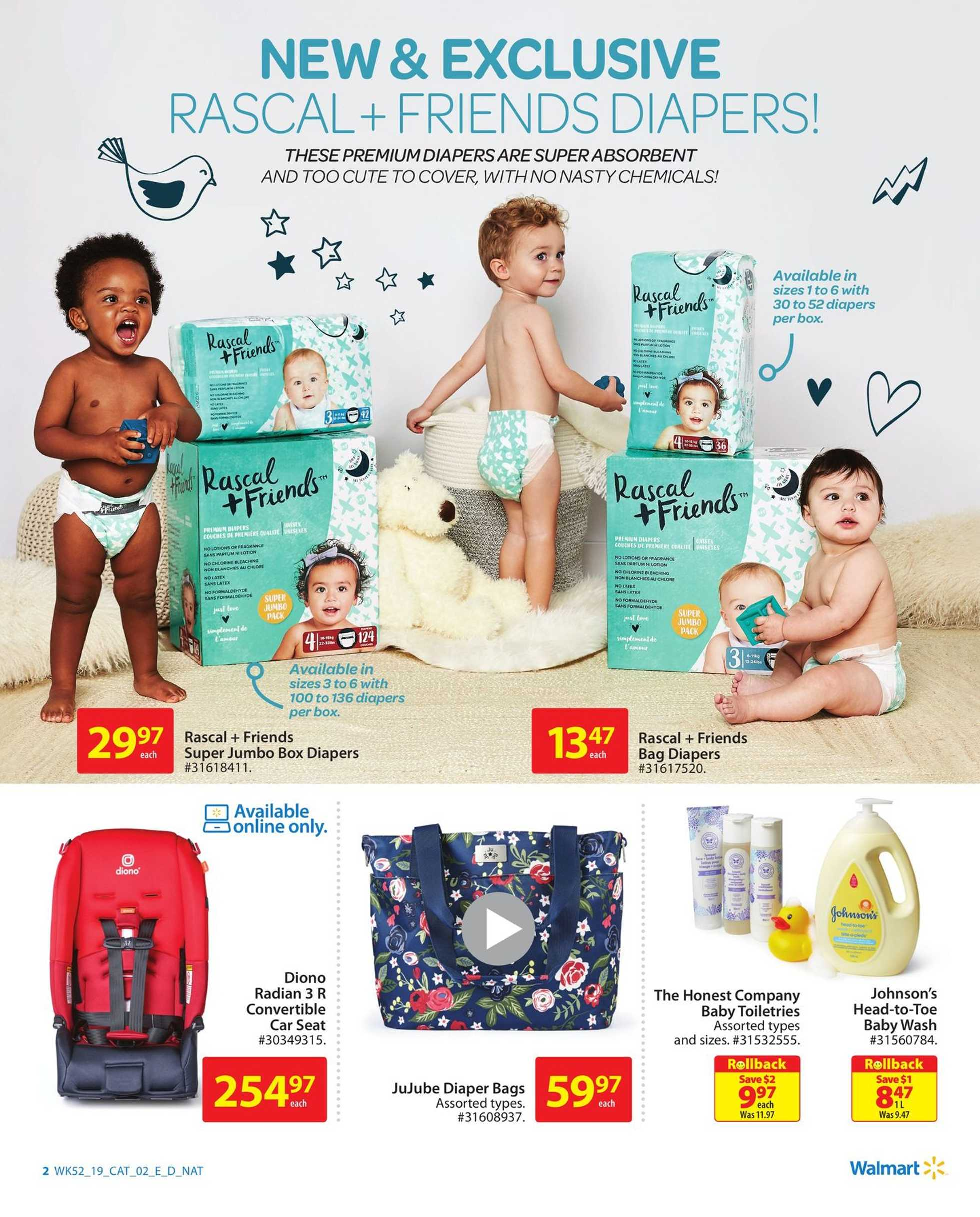 Walmart - deals are valid from 01/17/19 to 01/30/19 - page 2.