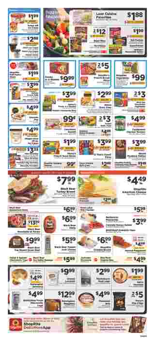ShopRite - deals are valid from 12/22/19 to 12/28/19 - page 5.