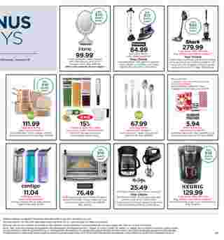 Kohl's - deals are valid from 01/16/20 to 01/26/20 - page 11.