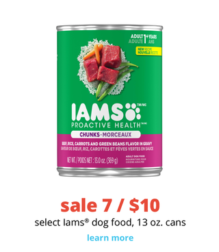 PetSmart - deals are valid from 08/03/20 to 08/30/20 - page 11.