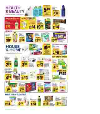Food Lion - promo starting from 01/22/20 to 01/28/20 - page 8.