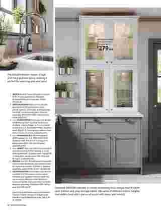 Ikea - deals are valid from 12/01/20 to 08/31/21 - page 32.