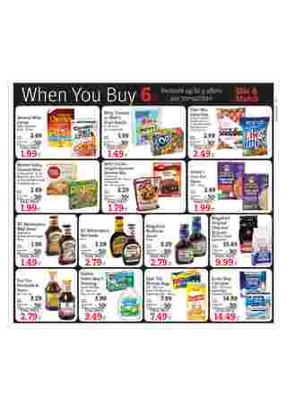 D&W Fresh Market - deals are valid from 05/03/20 to 05/09/20 - page 7.
