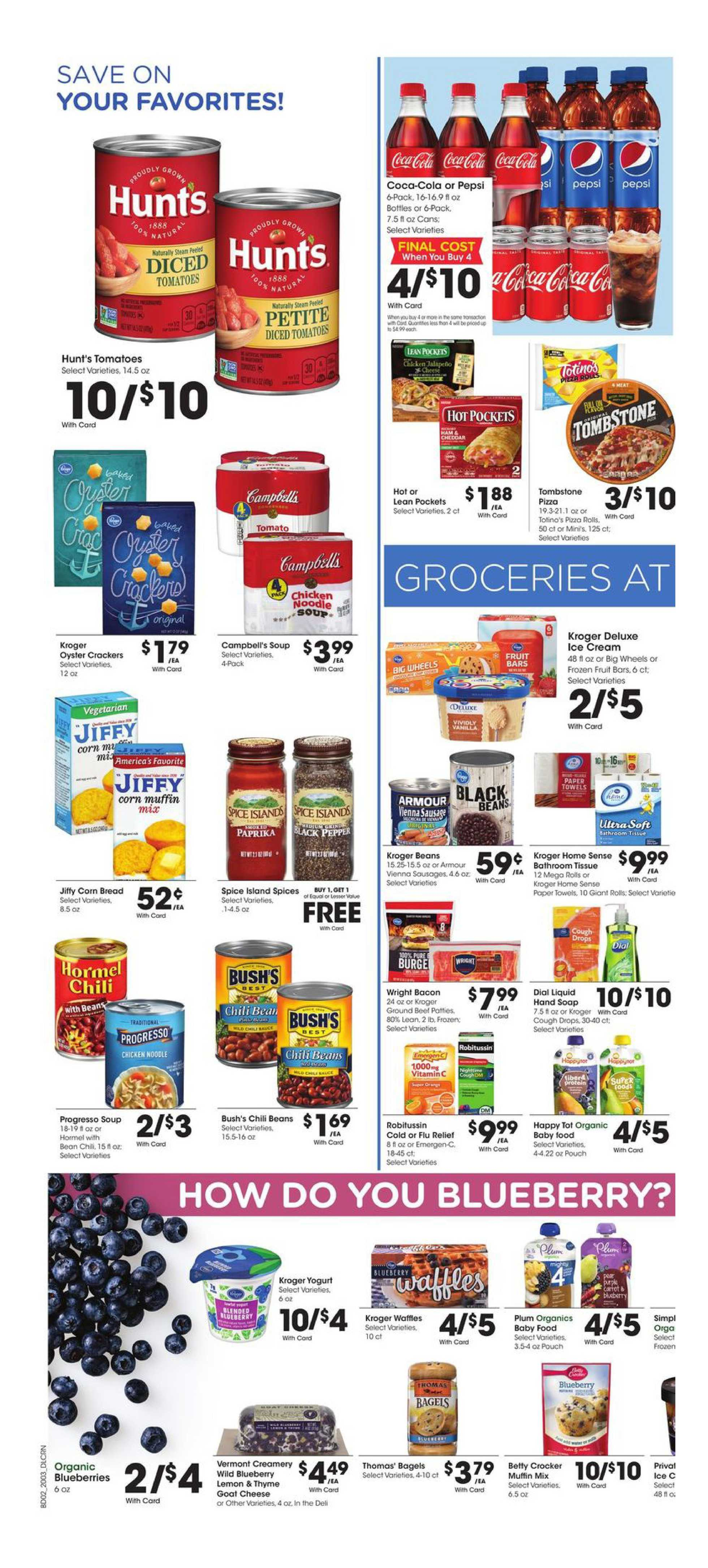 Kroger - deals are valid from 02/19/20 to 02/25/20 - page 4.