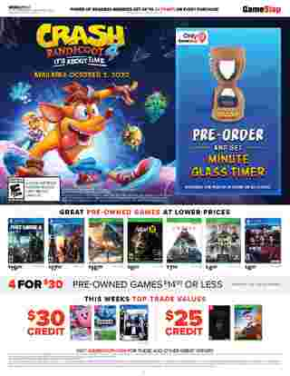 GameStop - deals are valid from 09/27/20 to 10/03/20 - page 6.