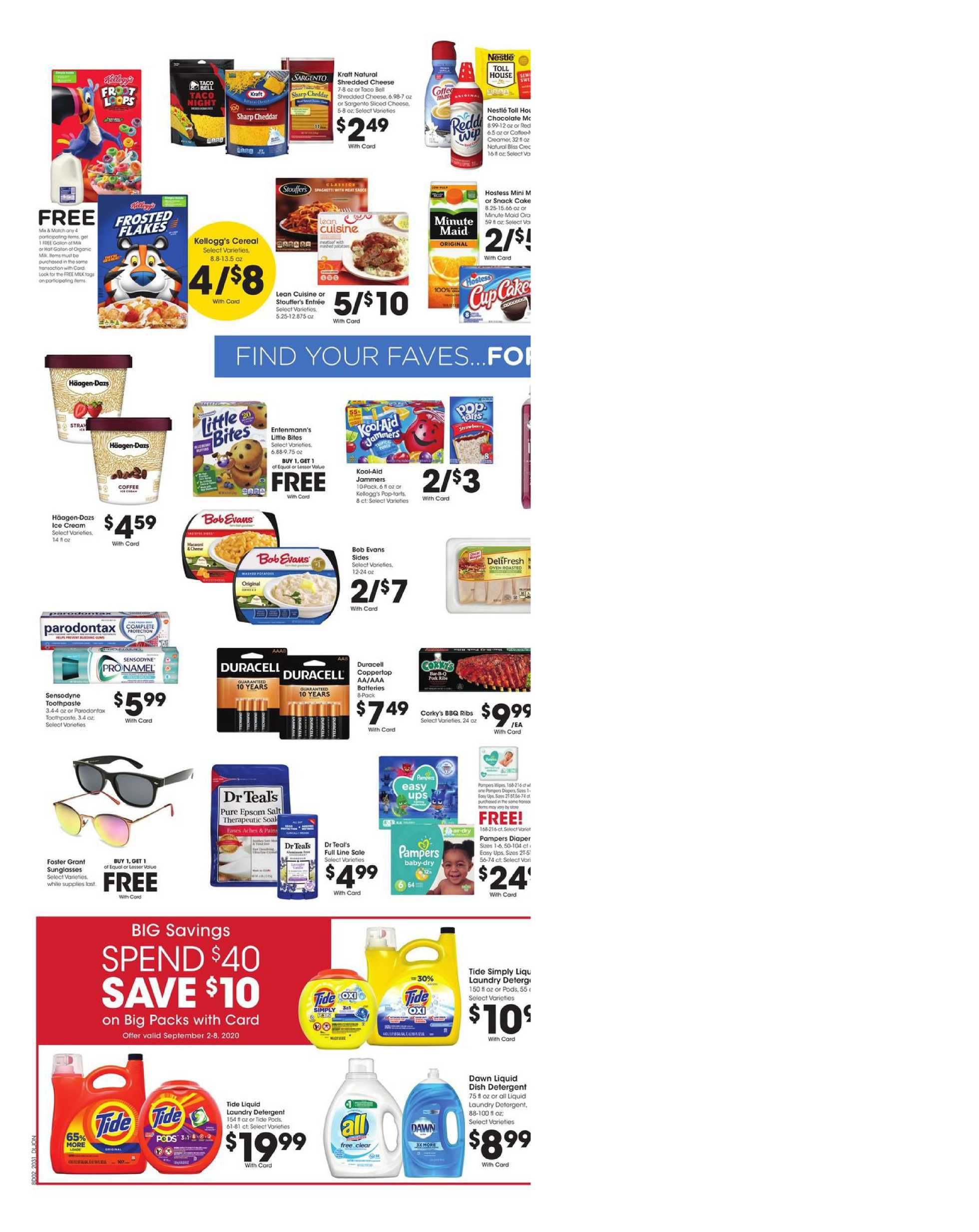 Kroger - deals are valid from 09/02/20 to 09/08/20 - page 4.