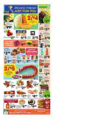 Kroger - deals are valid from 09/02/20 to 09/08/20 - page 6.