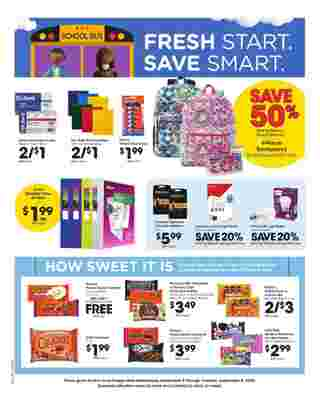 Kroger - deals are valid from 09/02/20 to 09/08/20 - page 7.