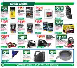 O'reilly - promo starting from 12/25/19 to 01/28/20 - page 11.