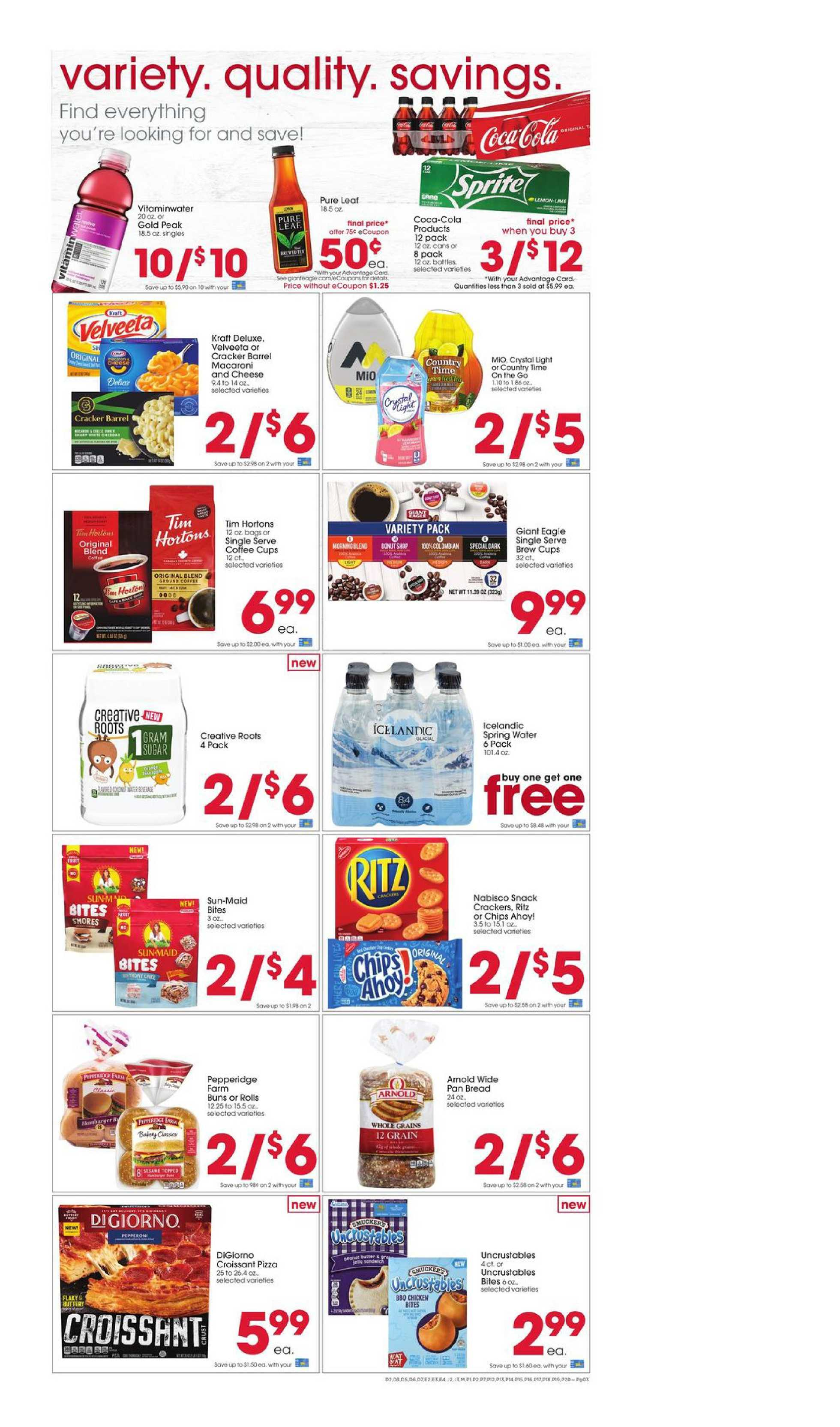 Giant Eagle - deals are valid from 09/17/20 to 09/23/20 - page 3.