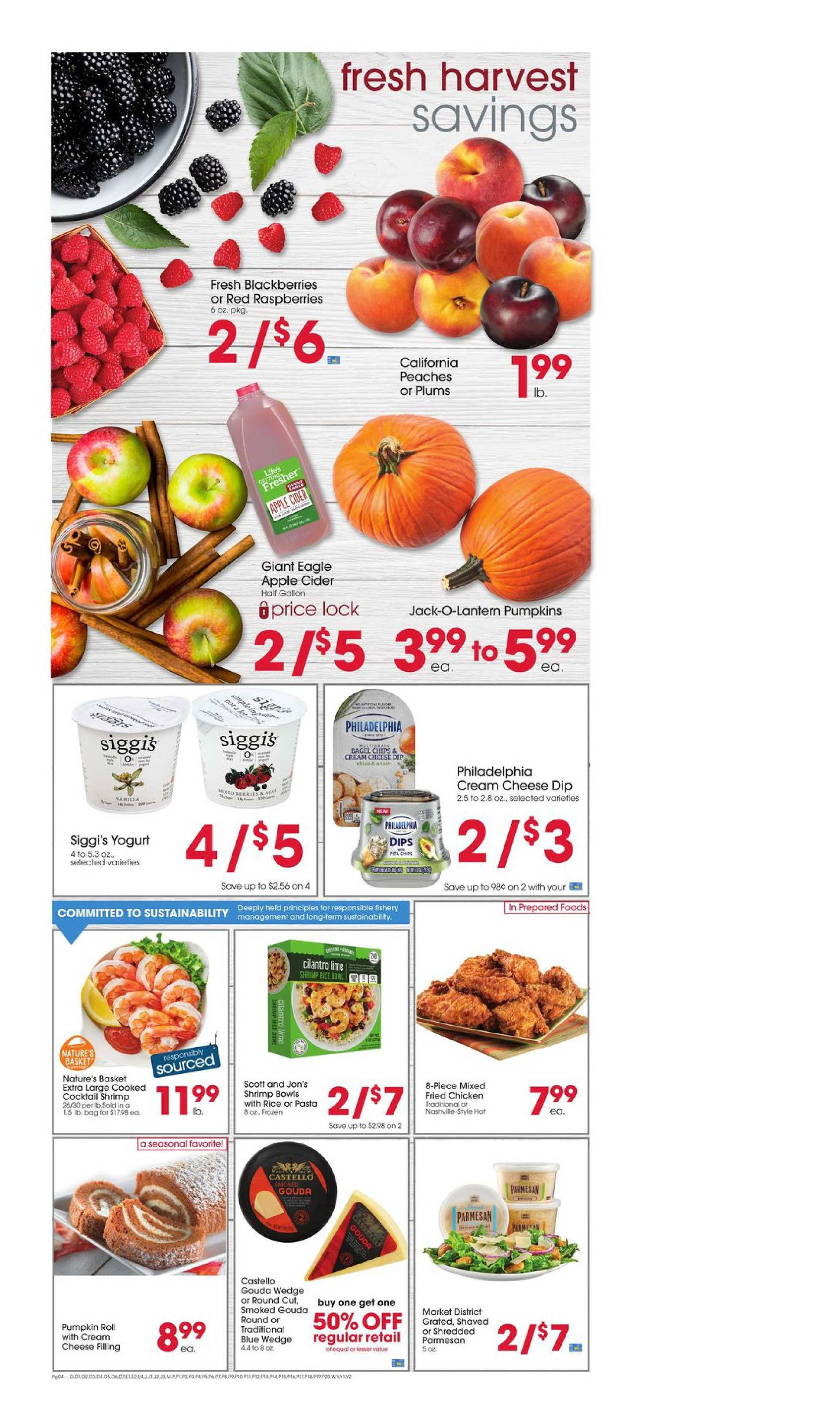 Giant Eagle - deals are valid from 09/17/20 to 09/23/20 - page 4.