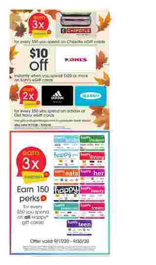 Giant Eagle - deals are valid from 09/17/20 to 09/23/20 - page 6.