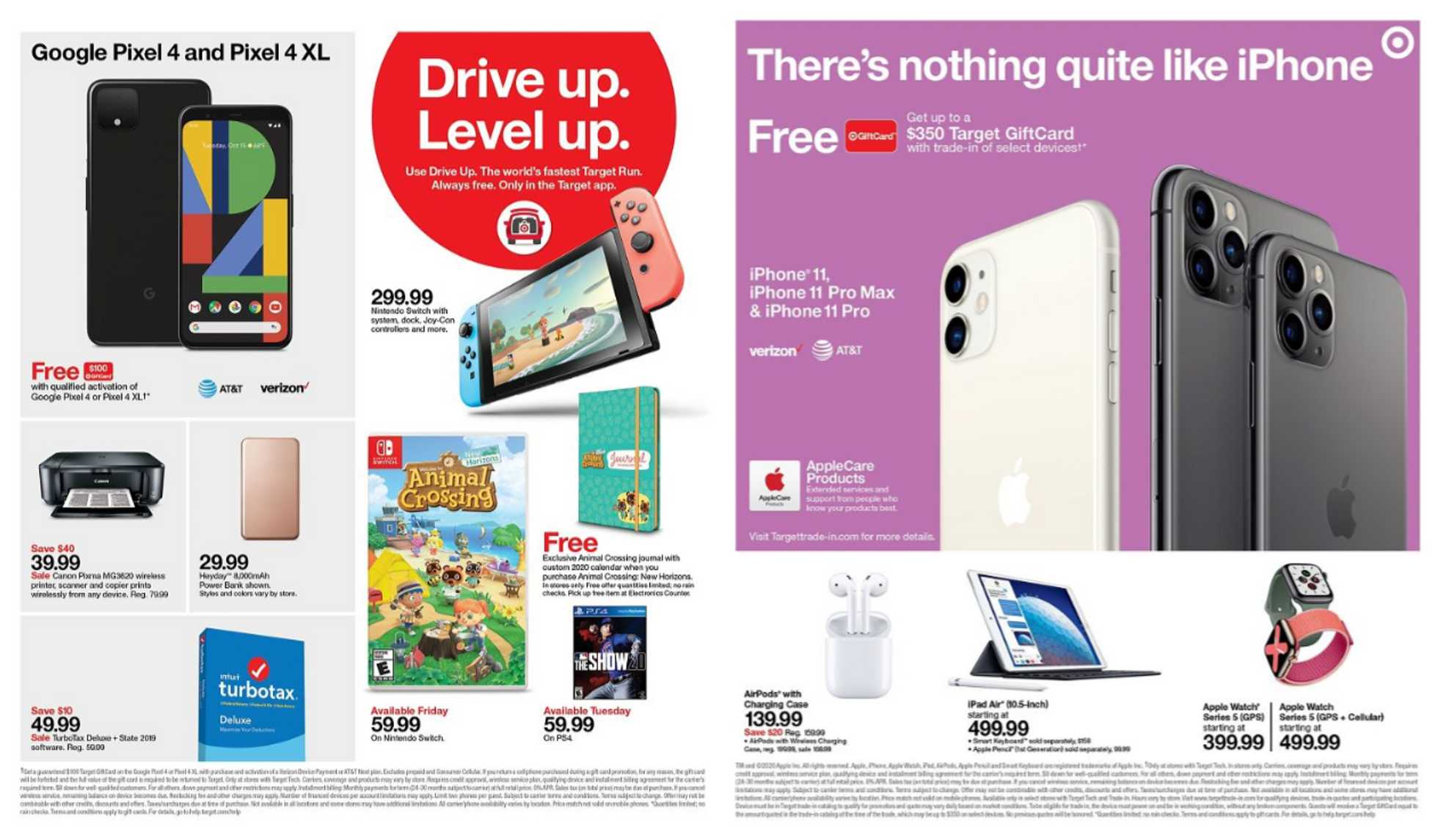 Target - deals are valid from 03/15/20 to 03/21/20 - page 4.