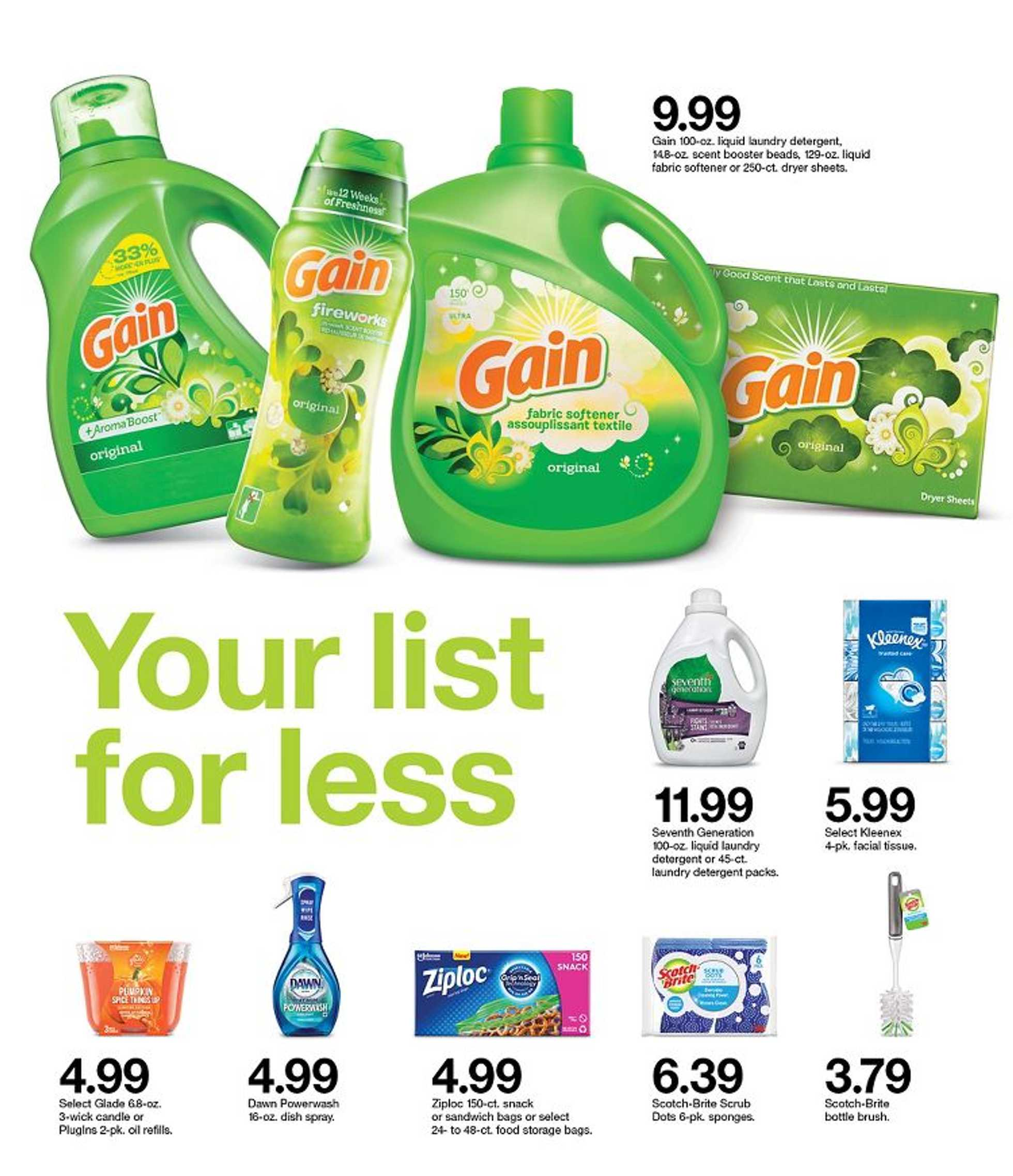 Target - deals are valid from 09/06/20 to 09/12/20 - page 2.