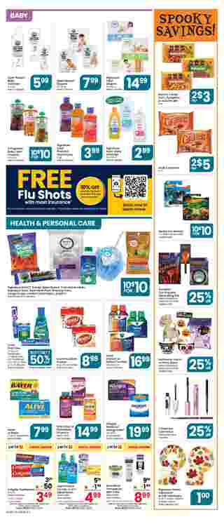 Star Market - deals are valid from 09/18/20 to 09/24/20 - page 5.