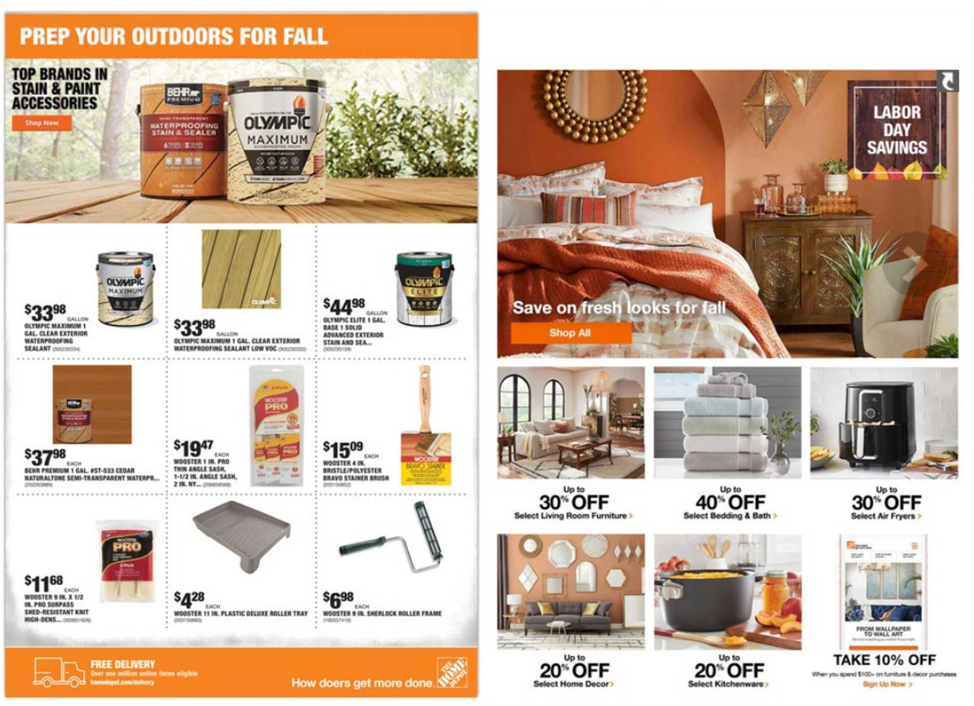 The Home Depot - deals are valid from 09/10/20 to 09/17/20 - page 4.
