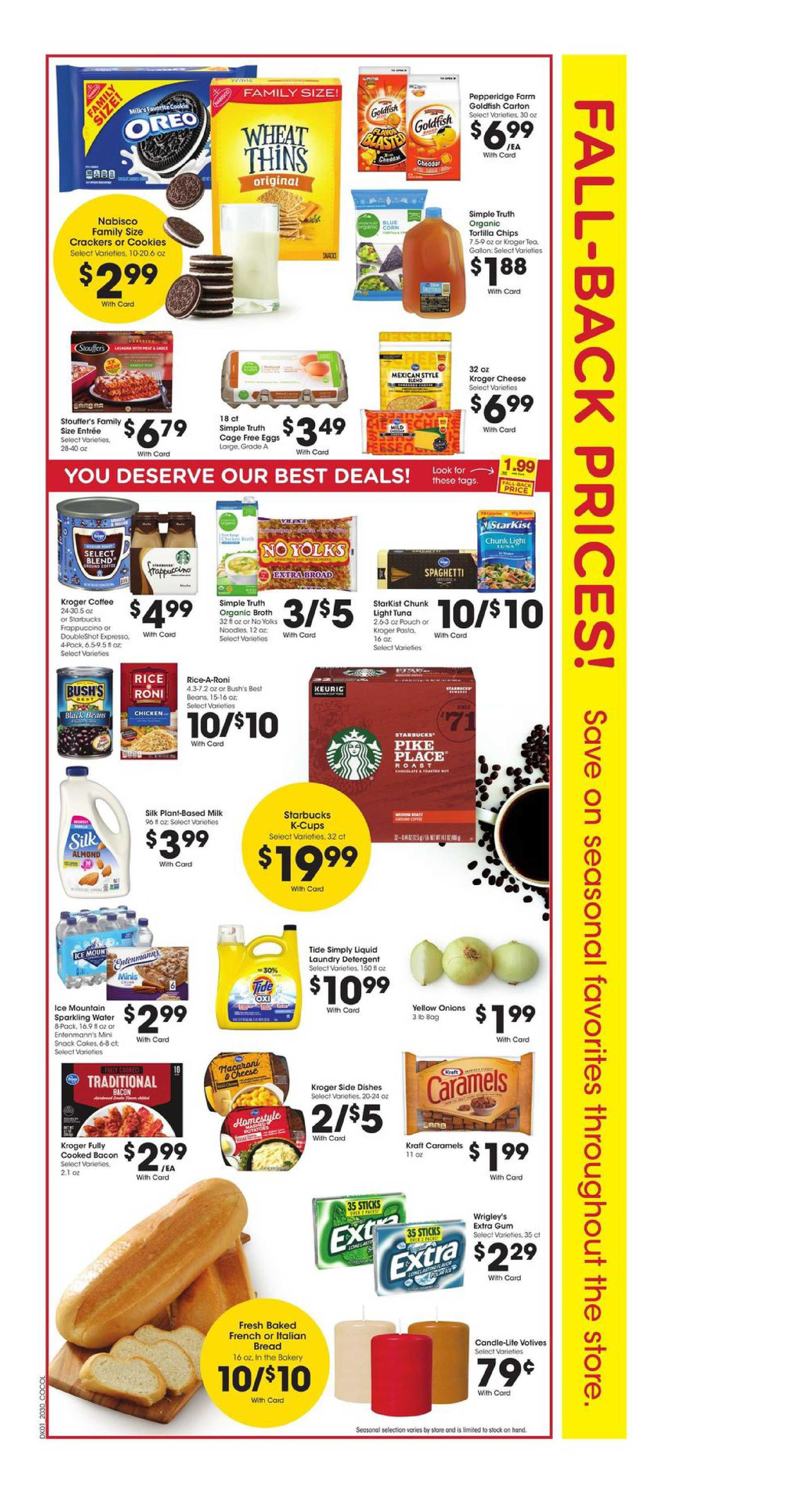 Kroger - deals are valid from 08/26/20 to 09/01/20 - page 2.
