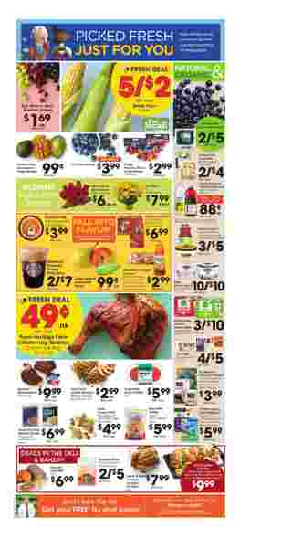 Kroger - deals are valid from 08/26/20 to 09/01/20 - page 6.