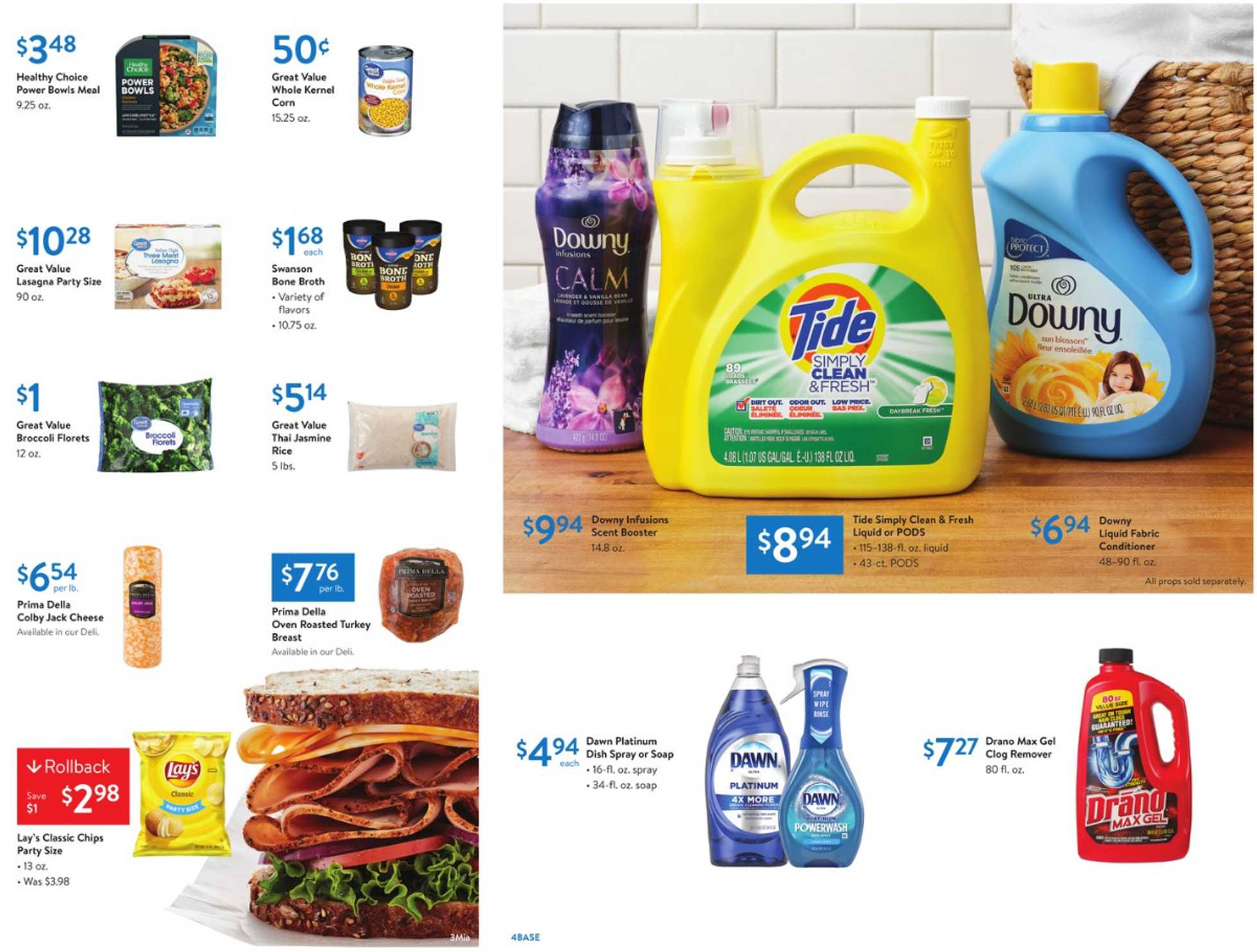 Walmart - deals are valid from 03/15/20 to 03/26/20 - page 2.