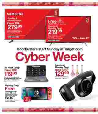 Target - deals are valid from 12/01/19 to 12/07/19 - page 6.