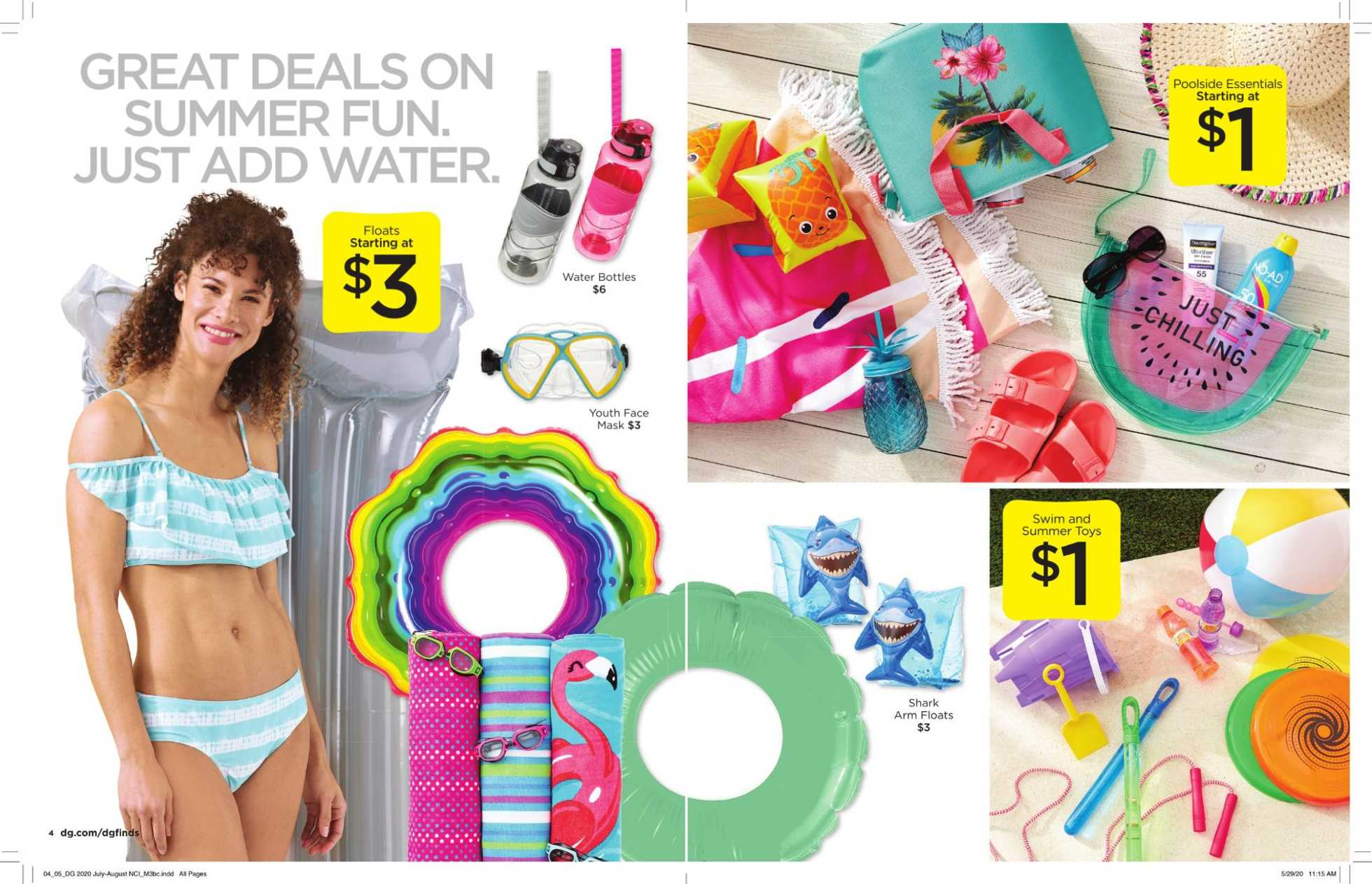 Dollar General - deals are valid from 07/07/20 to 08/27/20 - page 3.