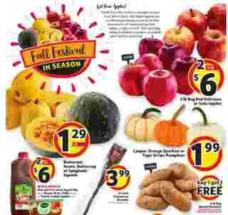 Winn Dixie - deals are valid from 09/30/20 to 10/07/20 - page 21.