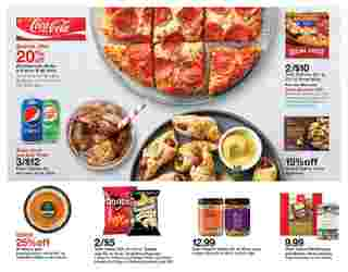 Target - deals are valid from 11/22/20 to 11/28/20 - page 40.