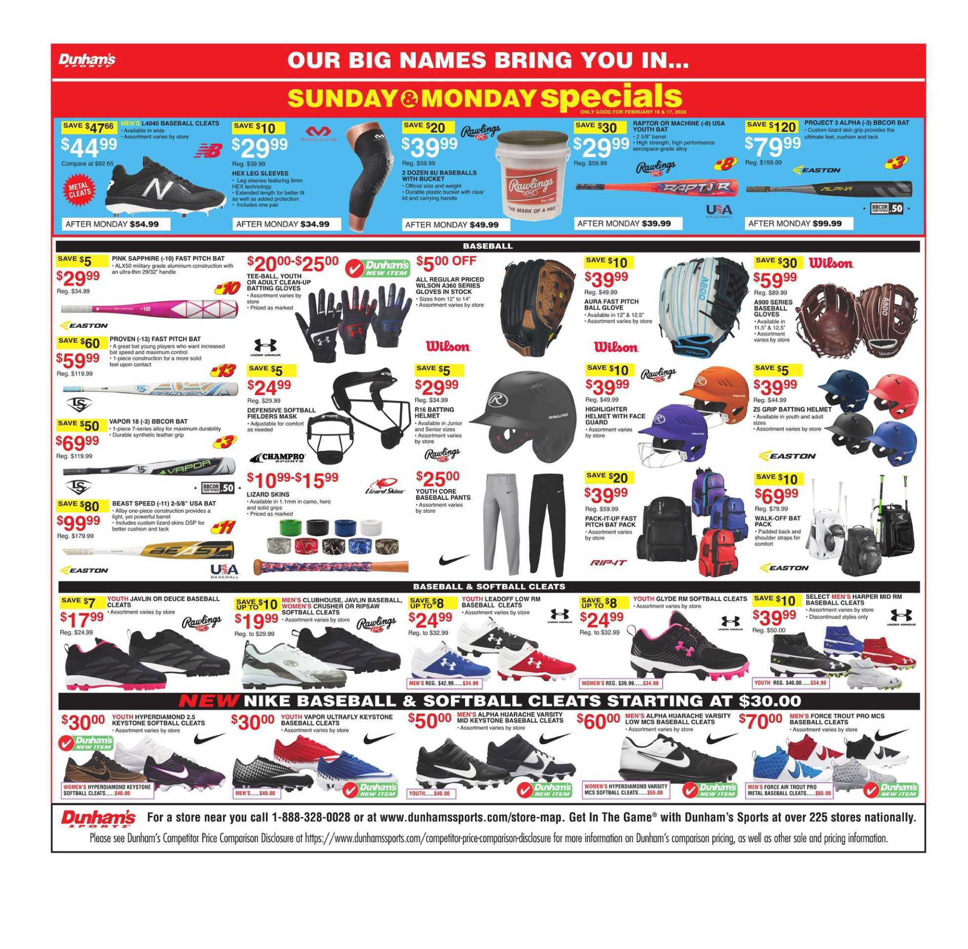 Dunham's Sports - deals are valid from 02/15/20 to 02/20/20 - page 4.