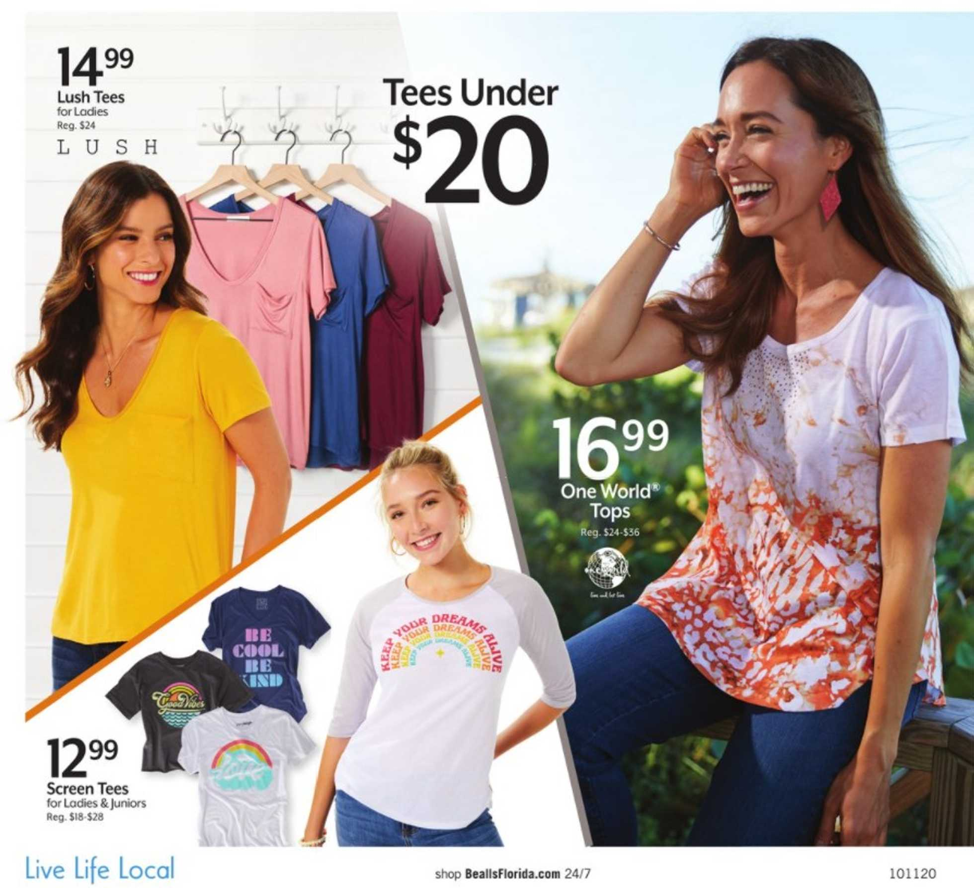 Bealls Florida - deals are valid from 10/11/20 to 10/17/20 - page 2.