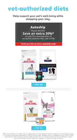PetSmart - deals are valid from 12/28/20 to 01/31/21 - page 21.