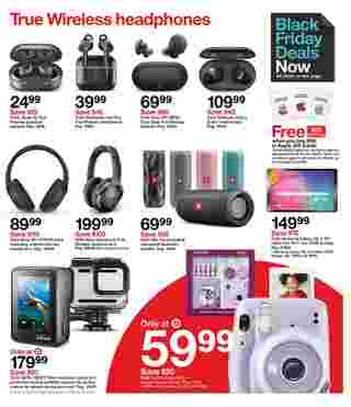 Target - deals are valid from 11/22/20 to 11/28/20 - page 6.