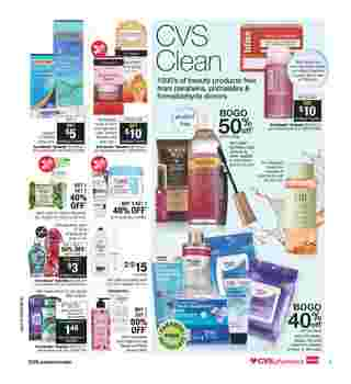 CVS - deals are valid from 10/06/19 to 10/12/19 - page 6.
