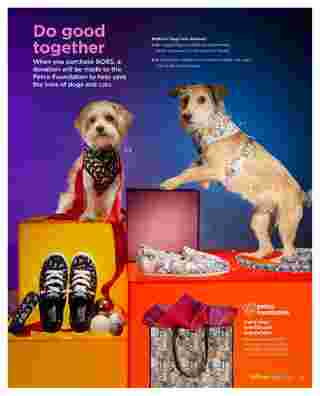Petco - deals are valid from 11/17/19 to 12/25/19 - page 5.