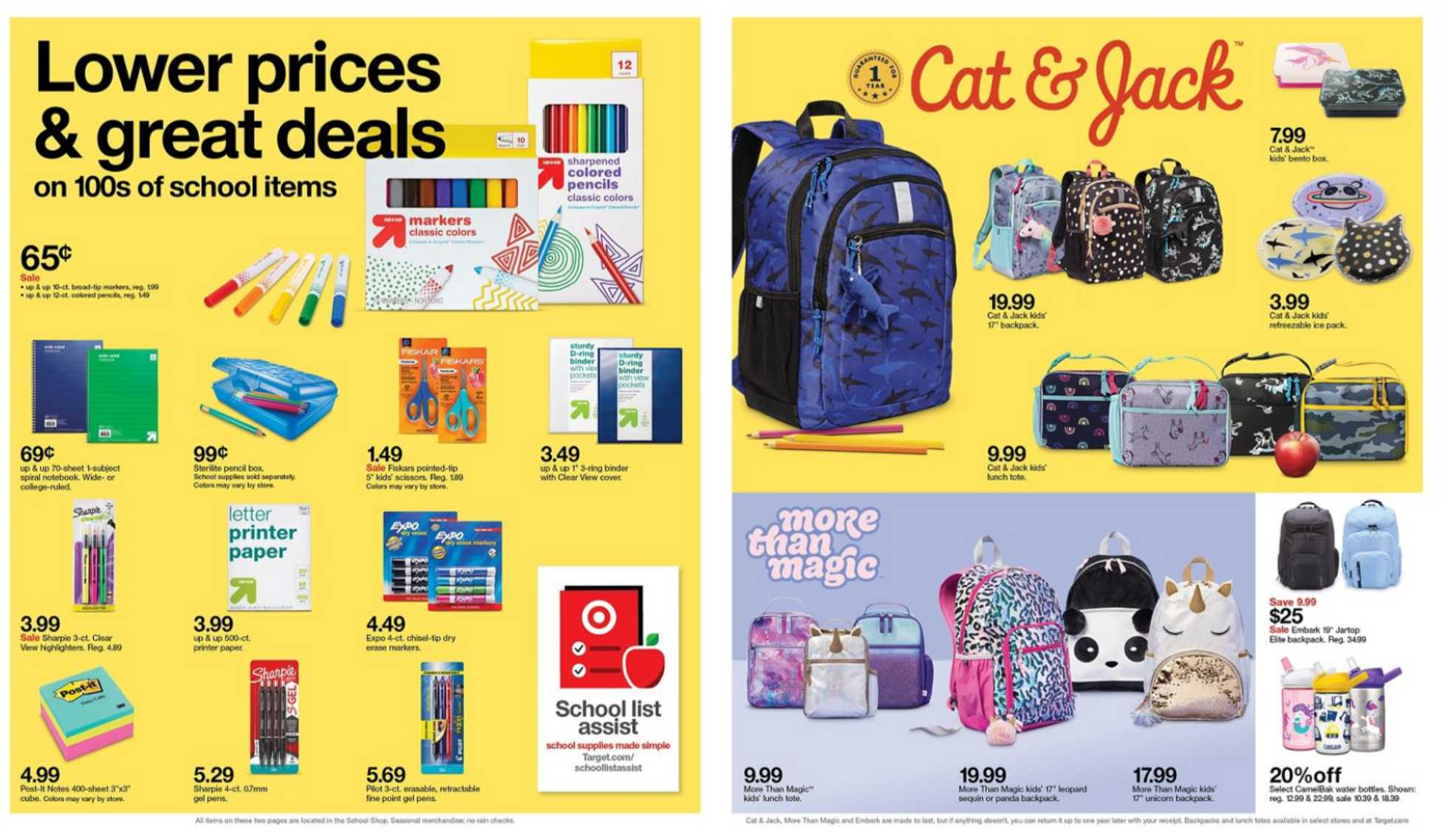 Target - deals are valid from 07/12/20 to 07/18/20 - page 2.
