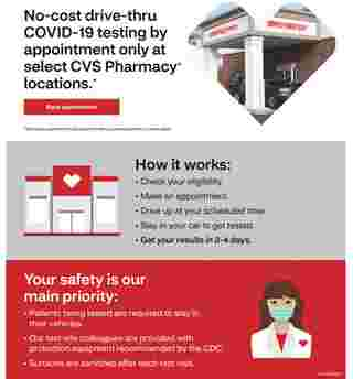 CVS - deals are valid from 06/14/20 to 06/20/20 - page 10.