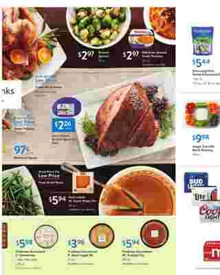 Walmart - deals are valid from 11/01/19 to 11/16/19 - page 6.