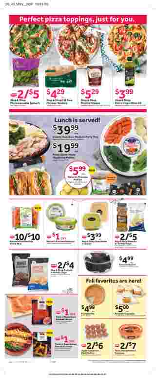 Stop & Shop - deals are valid from 10/16/20 to 10/22/20 - page 5.