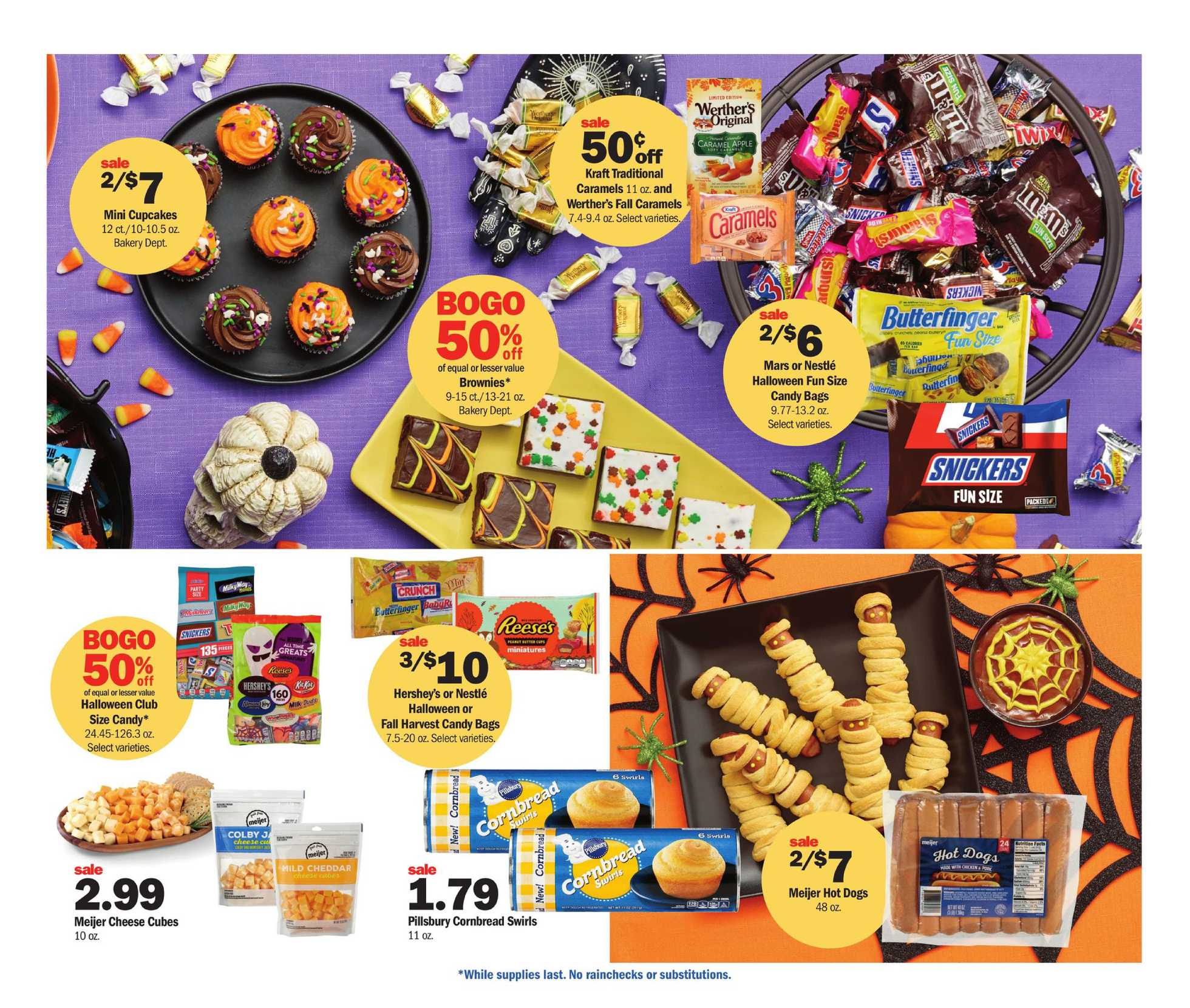 Meijer - deals are valid from 10/18/20 to 10/24/20 - page 3.