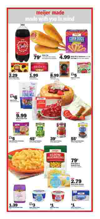 Meijer - deals are valid from 06/30/19 to 07/06/19 - page 9.