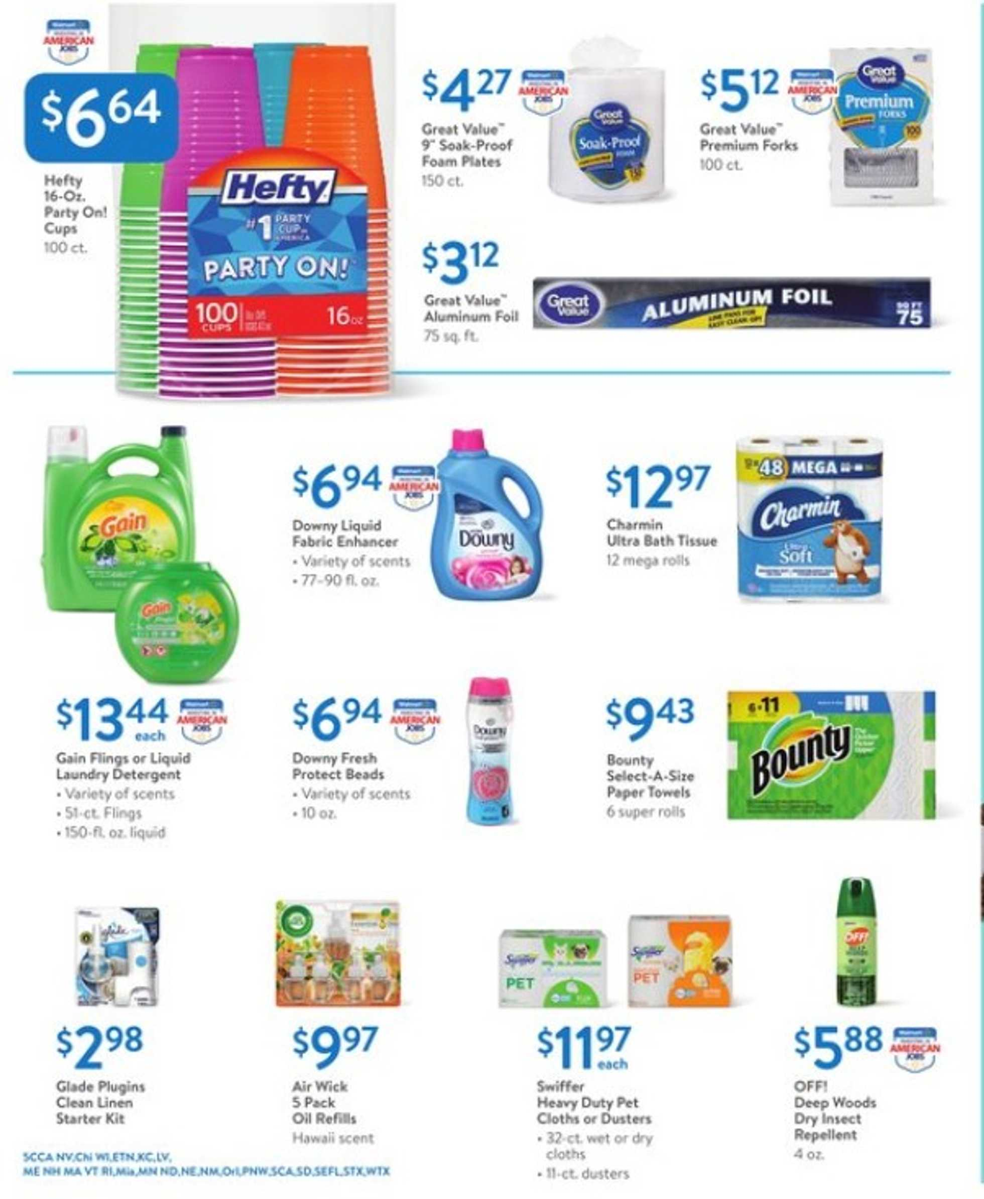Walmart - deals are valid from 06/09/19 to 06/27/19 - page 4.