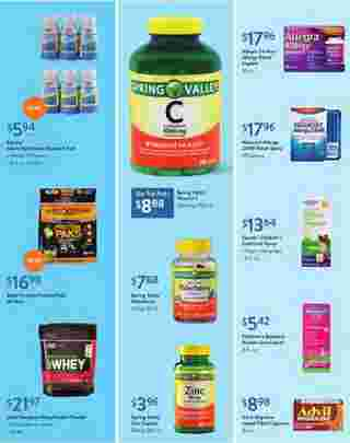 Walmart - deals are valid from 08/30/19 to 09/14/19 - page 12.