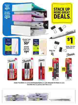 Dollar General - deals are valid from 07/05/20 to 08/29/20 - page 11.