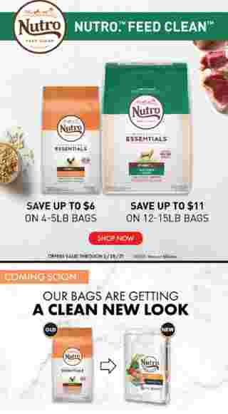 PetSmart - deals are valid from 12/28/20 to 01/31/21 - page 20.