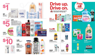 Target - deals are valid from 08/09/20 to 08/15/20 - page 16.