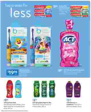 Walmart - deals are valid from 09/30/20 to 10/27/20 - page 7.