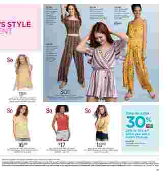 Kohl's - deals are valid from 05/09/19 to 05/19/19 - page 11.