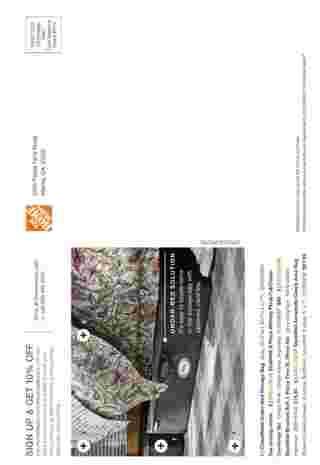 The Home Depot - deals are valid from 07/06/20 to 10/01/20 - page 30.