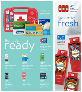 Walmart - deals are valid from 07/29/20 to 09/01/20 - page 10.