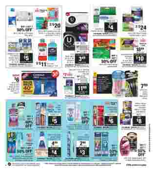 CVS - deals are valid from 09/20/20 to 09/26/20 - page 9.